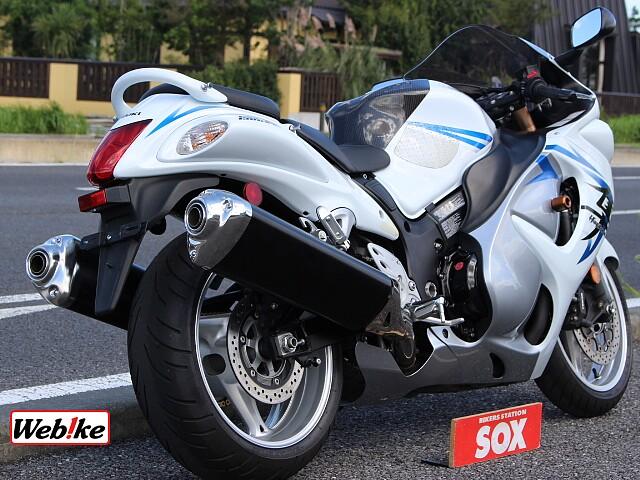 GSX1300R ハヤブサ(隼) K9モデル 4枚目K9モデル