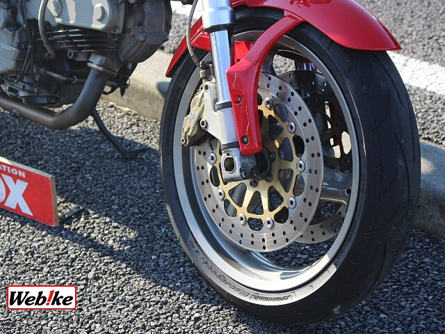MONSTER900 IE 2枚目IE
