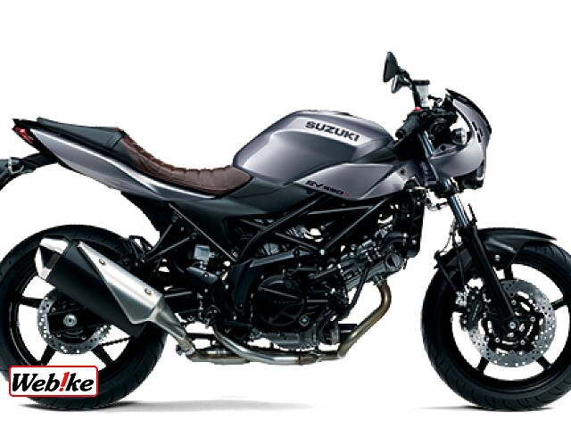 SV650X ABS 1枚目:ABS