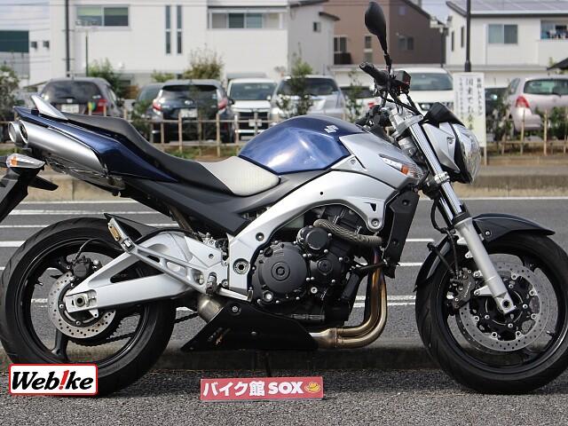 GSR400 【2009年モデル】 1枚目:【2009年モデル】