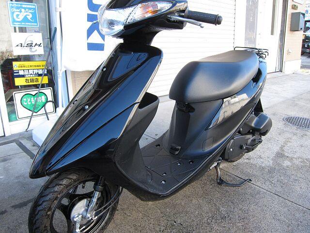 アドレスV50 (4サイクル) 当店の中古車は整備済みで安心です。是非見にご来店ください!