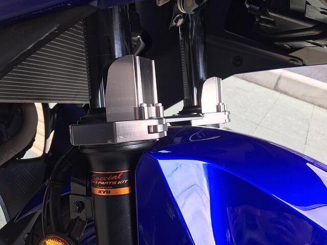 YZF-R25 ABSモデル 前後サスペンション他カスタム多数!ETC2.0付き