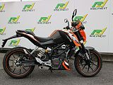 200DUKE/KTM 200cc 大阪府 株式会社ライズネクスト