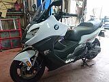 C650 Sport/BMW 650cc 福島県 GARAGE AURA