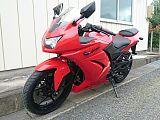ニンジャ250R/カワサキ 250cc 福島県 GARAGE AURA