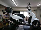 リード125/ホンダ 125cc 東京都 Seeks
