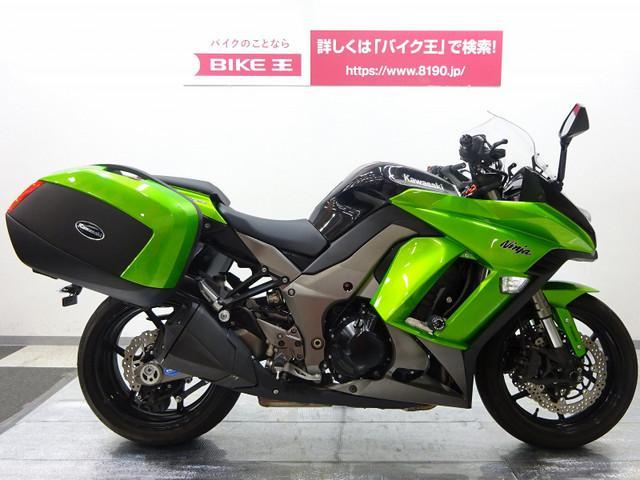 ニンジャ1000 (Z1000SX) Ninja 1000 ABS 純正オプションパニア付き インタ…