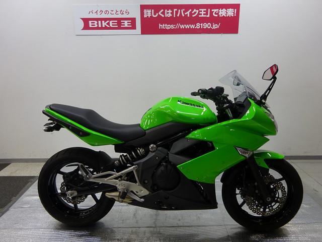 ニンジャ400R Ninja 400R リアフェンダーレスKIT付き インターパーク宇都宮店ご契約者…