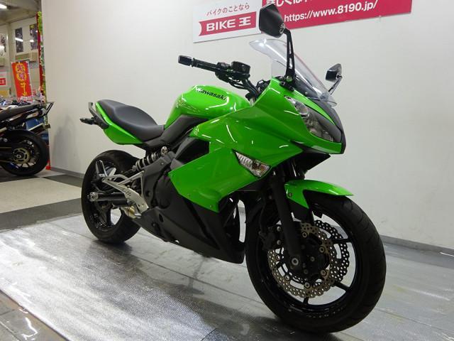 ニンジャ400R Ninja 400R リアフェンダーレスKIT付き