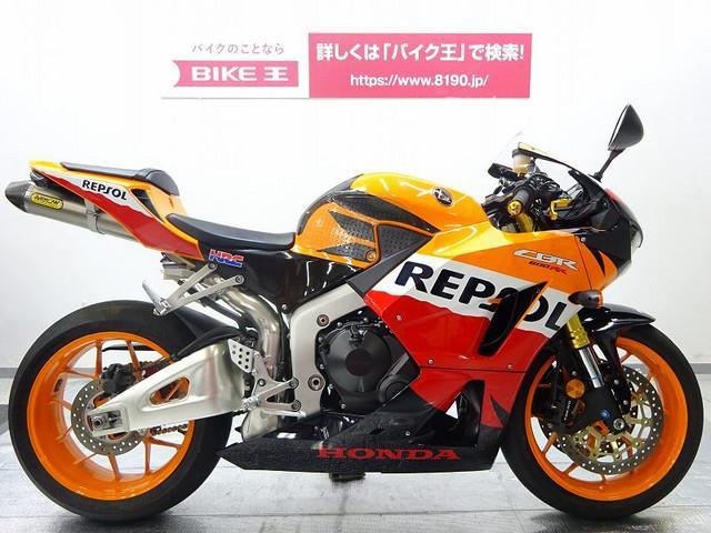 CBR600RR CBR600RRスペシャル 逆車・アローマフラー装備 CBR600RRスペシャル …