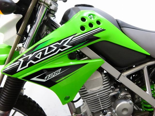 KLX125 KLX125 ワンオーナー 機関も良好!ご来店いただければエンジンをおかけします!バッ…