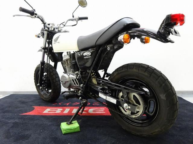 エイプ50 Ape 頭金0円から、最長84回までローン可能!月々少しの負担でバイクが買えます!