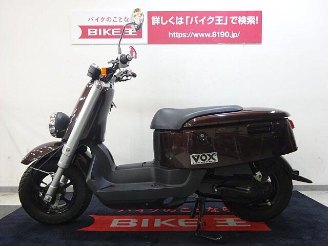 ボックス VOX ワンオーナー車! 4枚目:VOX ワンオーナー車!