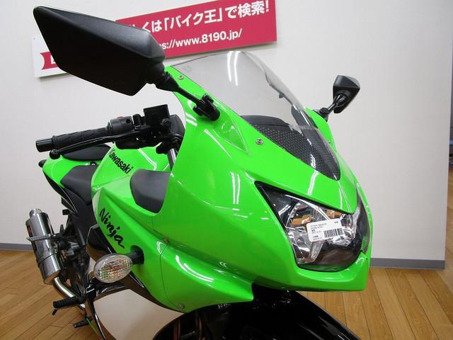 ニンジャ250R Ninja 250R ヨシムラマフラー装備 1年保証付き!長い保証で中古車でも安心…