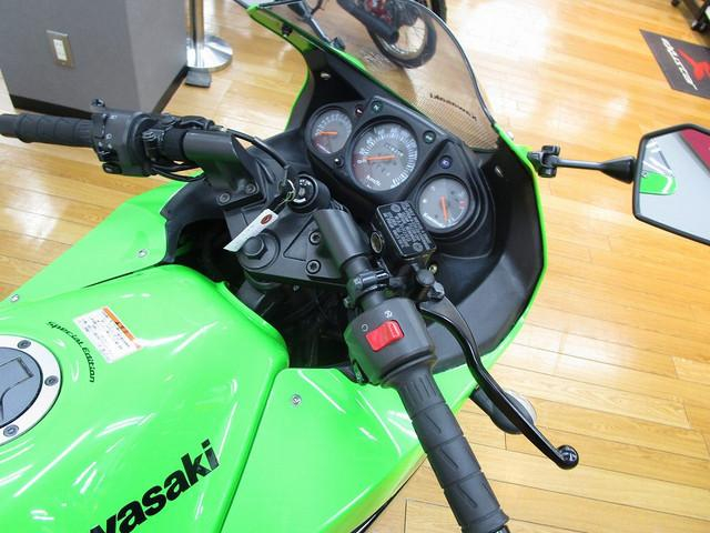 ニンジャ250R Ninja 250R ヨシムラマフラー装備 通販可!詳しくはお問い合わせください!…