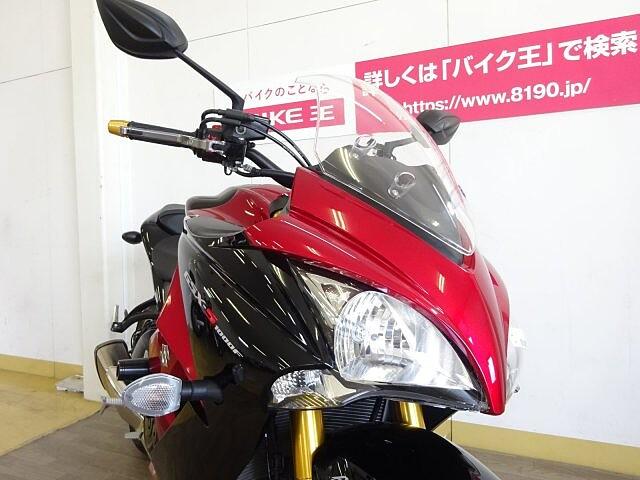GSX-S1000F GSX-S1000F フェンダーレス・エンジンスライダー装備 … 5枚目:GS…
