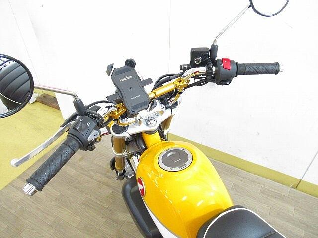 モンキー125 モンキー125 リアキャリア装備 10枚目:モンキー125 リアキャリア装備