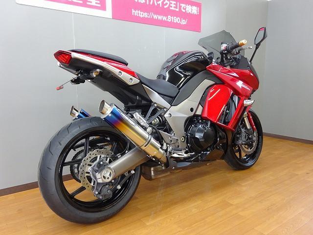 ニンジャ1000 (Z1000SX) Ninja 1000