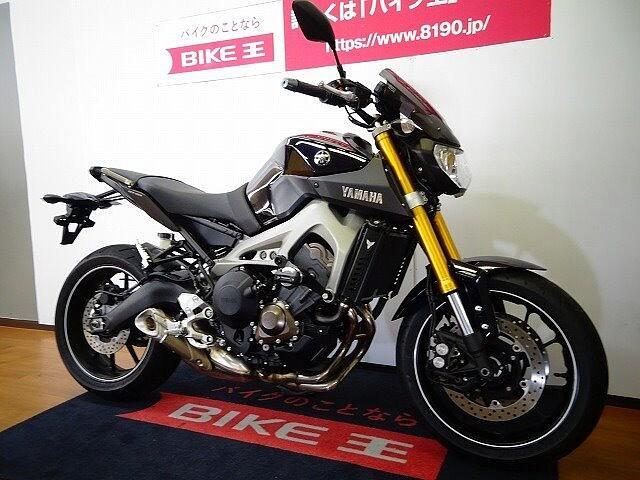 MT-09 MT-09 ABS スライダー スクリーン 2枚目:MT-09 ABS スライダー スク…