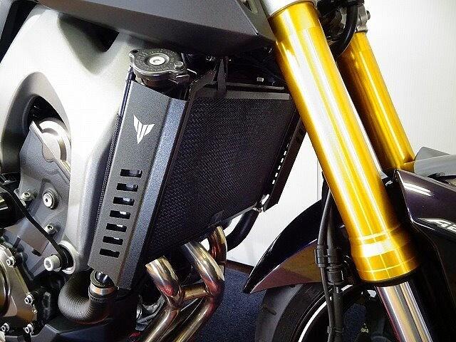 MT-09 MT-09 ABS スライダー スクリーン 8枚目:MT-09 ABS スライダー スク…