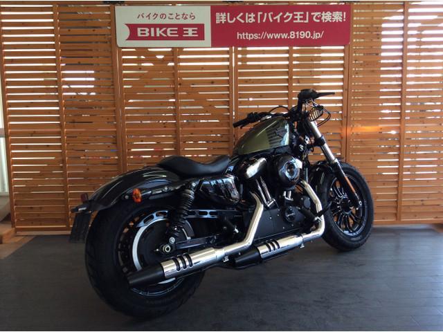 SPORTSTER FORTYEIGHT XL1200X フォーティエイト 全国のバイク王からお探し…