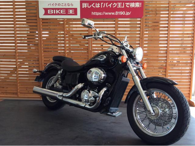 シャドウ400 シャドウ400 最長84回、頭金¥0〜クレジットご利用可能です!