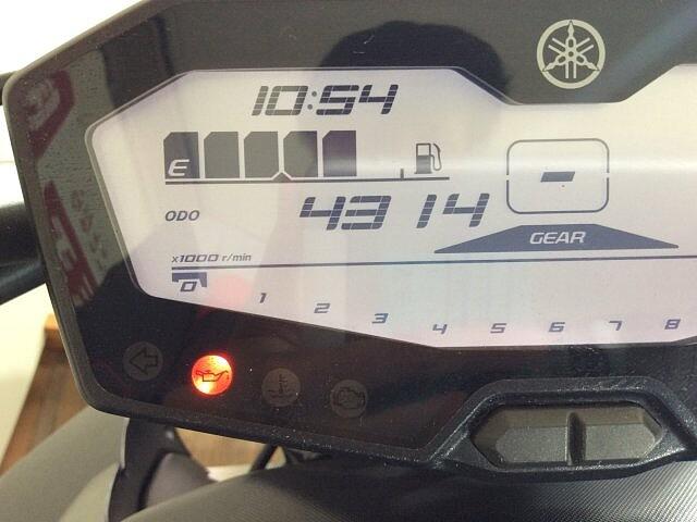 MT-07 MT-07★コンパクトで軽量★街乗りも快適な乗り味★ 8枚目:MT-07★コンパクトで軽…