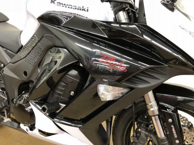 ニンジャ1000 (Z1000SX) Ninja 1000 ABS 正規輸入 万が一の盗難保険も取り…