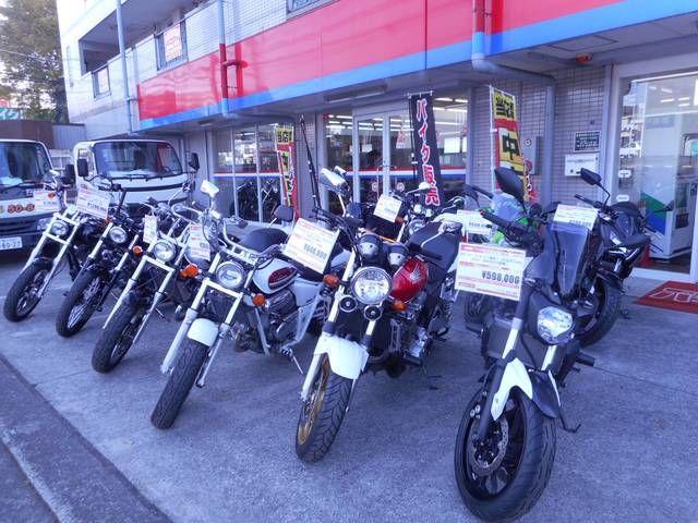安心保証のオートバイ!!