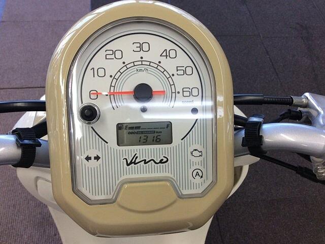 ビーノ(2サイクル) VINO-4 現行モデル 7枚目:VINO-4 現行モデル
