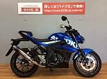 GSX-S125/スズキ 125cc 静岡県 バイク王 静岡店