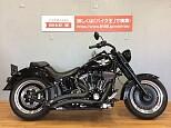 FLSTFBS FATBOY S/ハーレーダビッドソン 1800cc 静岡県 バイク王 静岡店