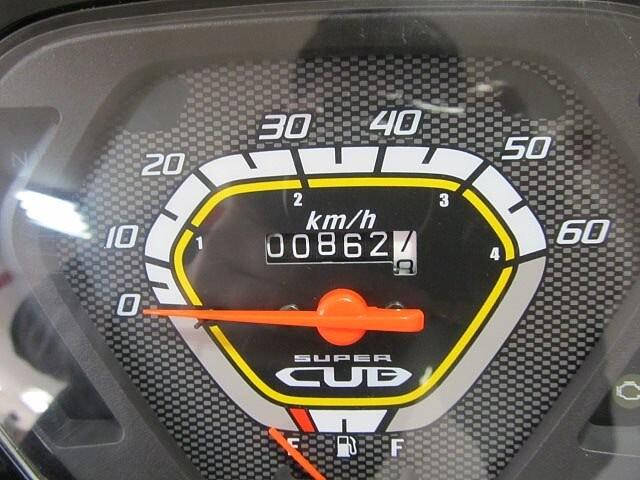 スーパーカブ50 C50 インジェクション!ワンオーナー!距離浅!わずか862k… 7枚目:C50 …