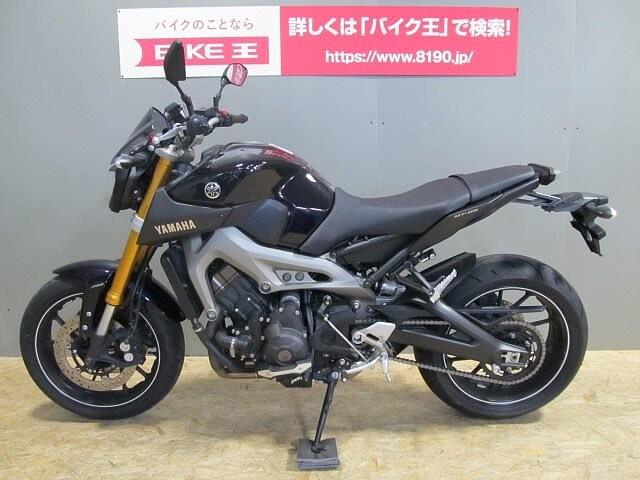 MT-09 MT-09 ABS 【マル得】 アクラボビッチマフラー装備! 4枚目:MT-09 ABS…