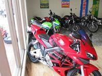 3月1日(水)より、バイク販売を開始!