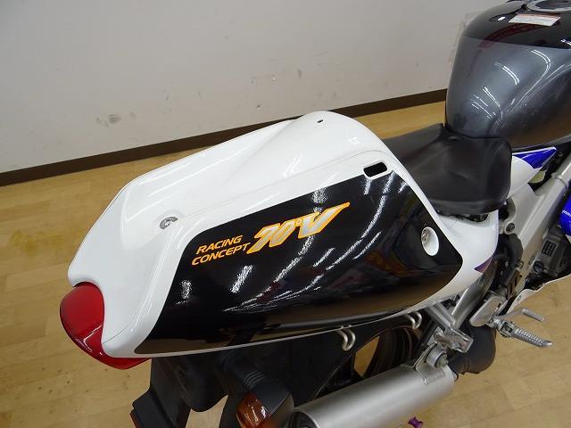 RGV250 (ガンマ) RGV250ガンマ SP シングルシートにも出来ます!