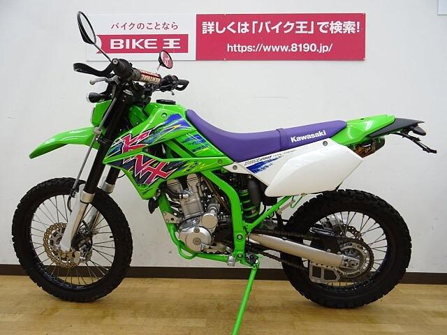 KLX250 KLX250-2【マル得】ファイナルエディション!フェンダーレ… 2枚目:KLX250…