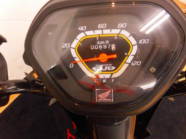 クロスカブ110 クロスカブ110 2013年 インジェクション車輛 走行距離浅く、これからです。
