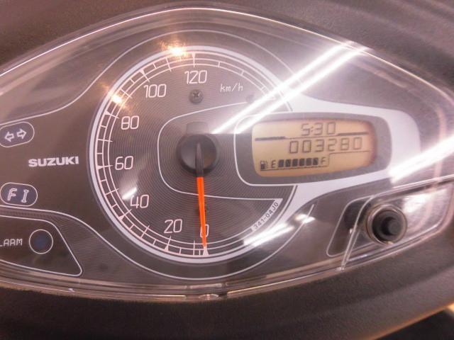 アドレスV125S リミテッド アドレスV125Sリミテッド スペアキー Rボックス 距離浅です★