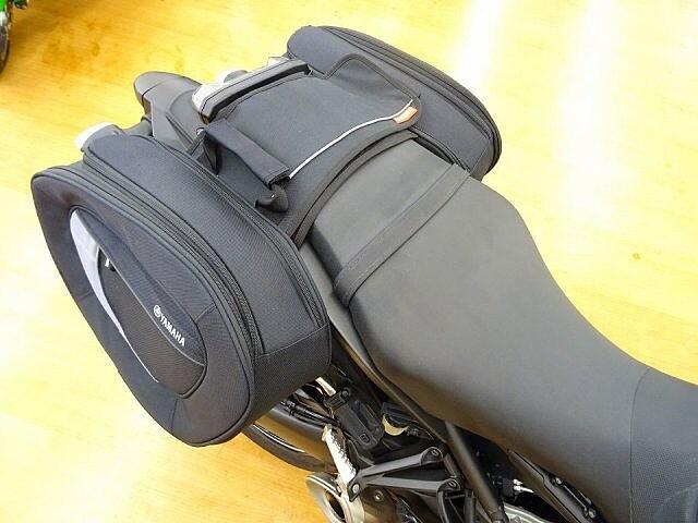 MT-09 MT-09≪動画あり≫ ABS サイドバッグがついているので荷… 9枚目:MT-09≪動…