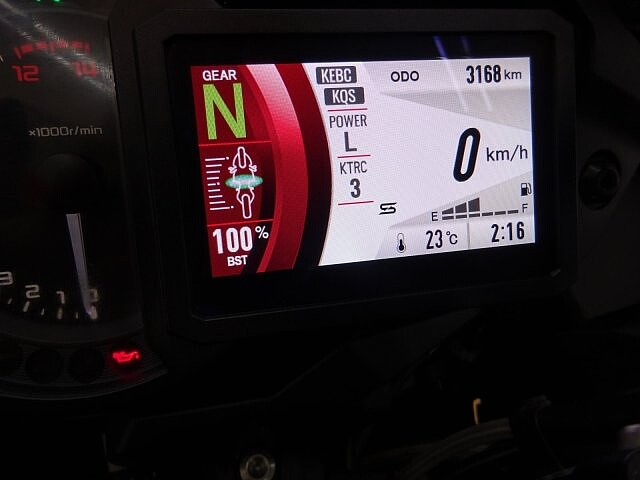 Ninja H2 NINJA H2SXSE 快適装備が充実!!! 楽しみ方無限大… 10枚目:NIN…