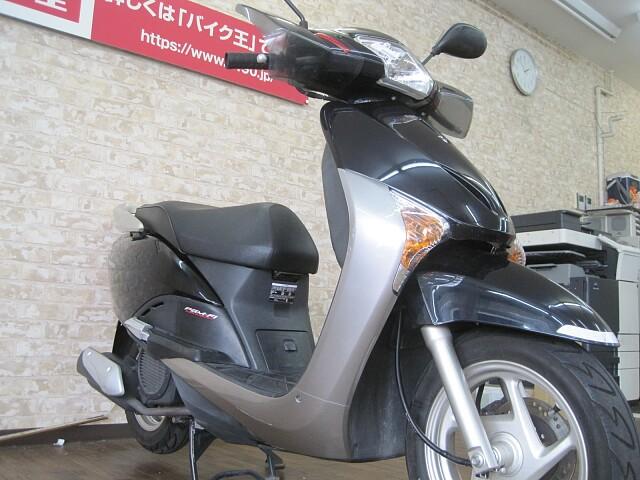 リード110(EX) リード110 2009年式モデル 通勤通学に便利なスクーター! 2枚目:リード…