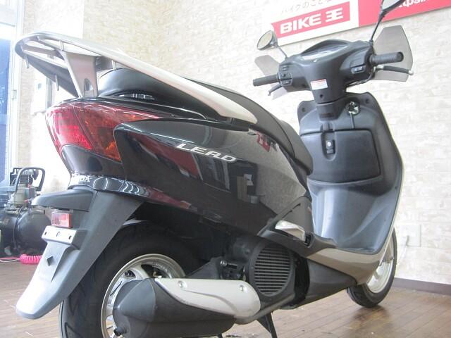 リード110(EX) リード110 2009年式モデル 通勤通学に便利なスクーター! 3枚目:リード…
