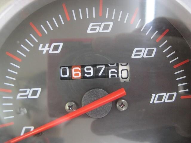 リード110(EX) リード110 2009年式モデル 通勤通学に便利なスクーター! 9枚目:リード…