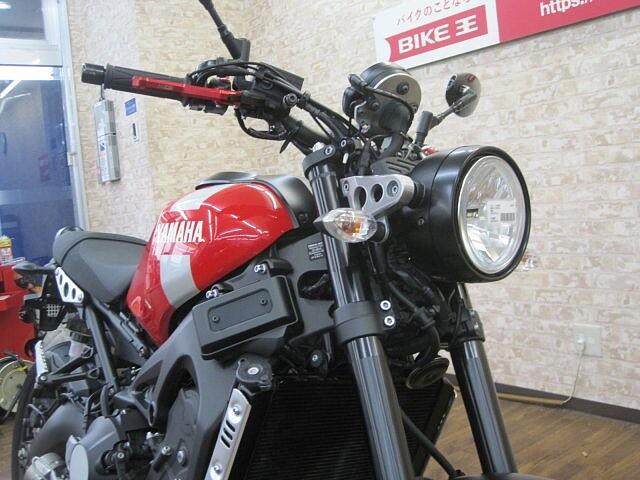 XSR900 XSR900【10月限定プライス】2018年式モデル レトロな… 8枚目:XSR900…