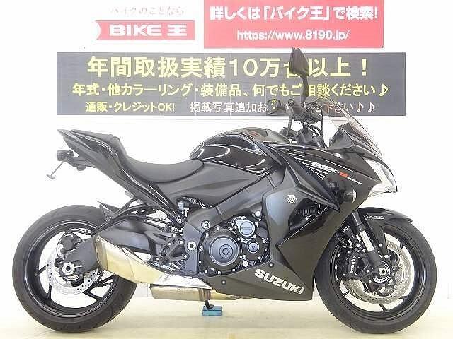 GSX-S1000F GSX-S1000F スリッパークラッチ搭載モデル ヘルメット… 1枚目:GS…