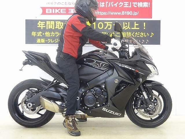 GSX-S1000F GSX-S1000F スリッパークラッチ搭載モデル ヘルメット… 2枚目:GS…