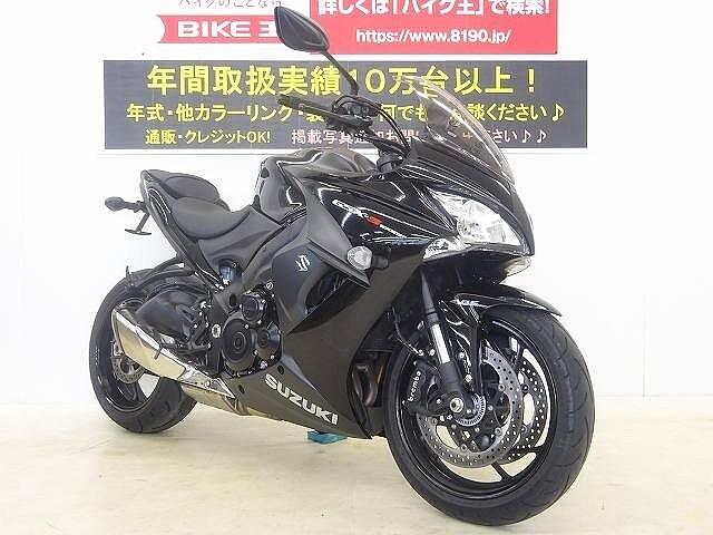 GSX-S1000F GSX-S1000F スリッパークラッチ搭載モデル ヘルメット… 3枚目:GS…