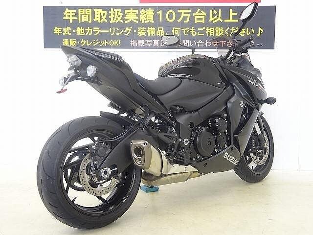 GSX-S1000F GSX-S1000F スリッパークラッチ搭載モデル ヘルメット… 4枚目:GS…