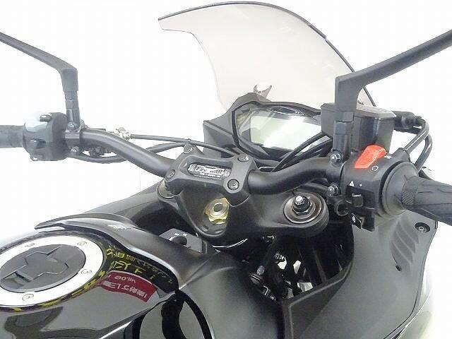 GSX-S1000F GSX-S1000F スリッパークラッチ搭載モデル ヘルメット… 7枚目:GS…